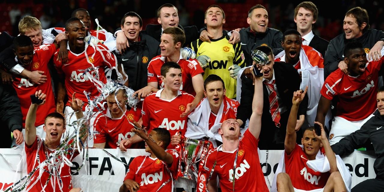 Победители Молодёжного кубка 2010/11