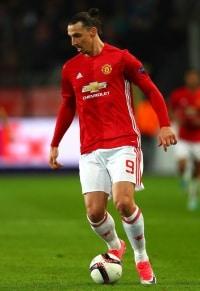 Андерлехт - Манчестер Юнайтед