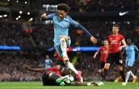 Манчестер Сити - Манчестер Юнайтед