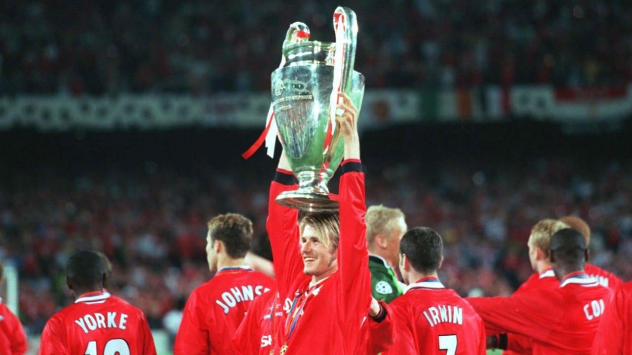 «Лучший момент моей карьеры был в 1999-м, когда «Манчестер Юнайтед» выиграл три турнира. На мой взгляд, ни один из клубов не сможет повторить этот подвиг» - Дэвид Бекхэм
