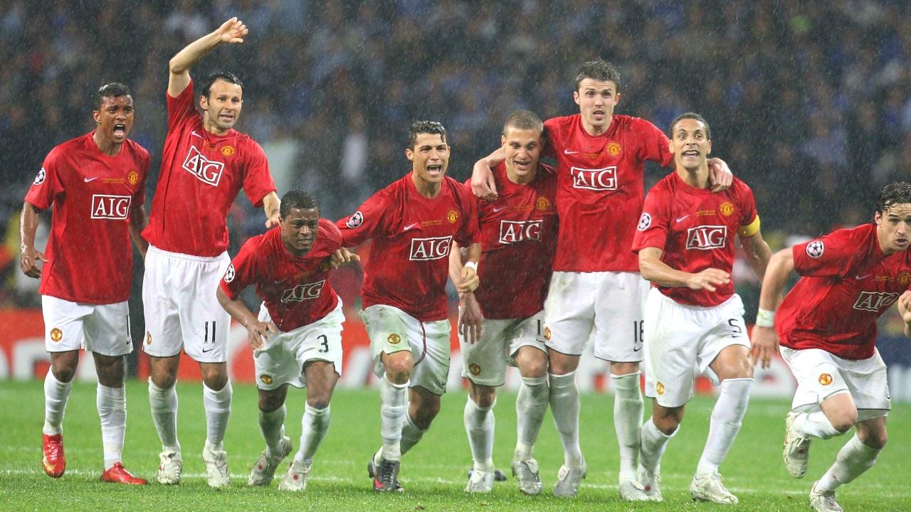 «Юнайтед» выигрывает финал ЛЧ 2008 года!