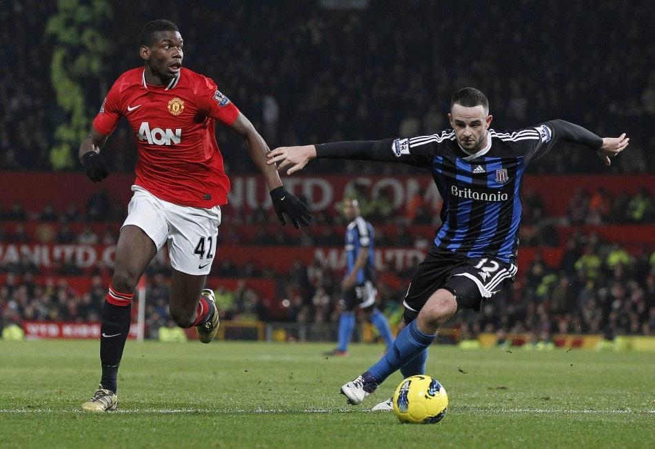 Поль Погба в «Юнайтед», 2011 год