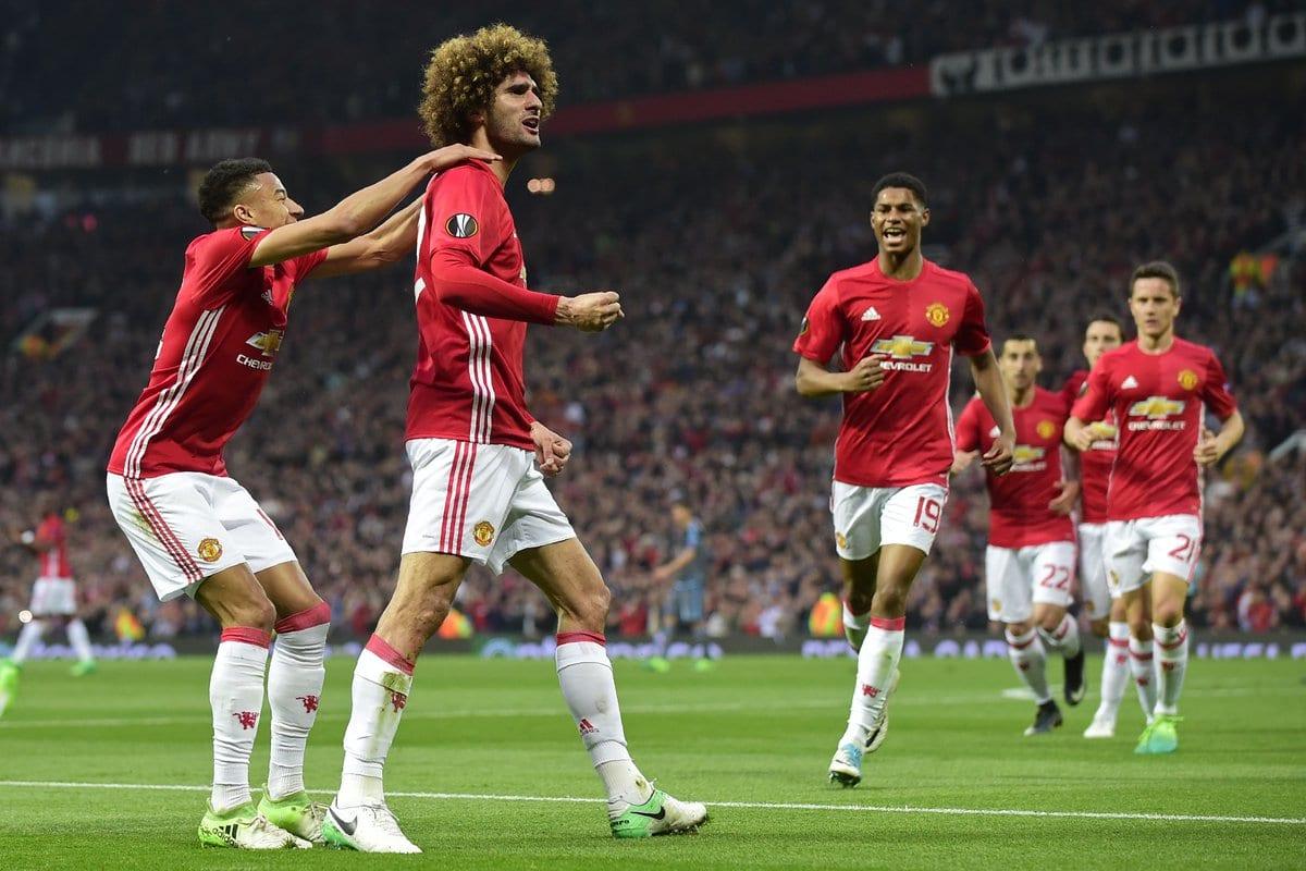 Прогноз на матч Манчестер Юнайтед - Тоттенхэм Хотспур 28 октября 2017