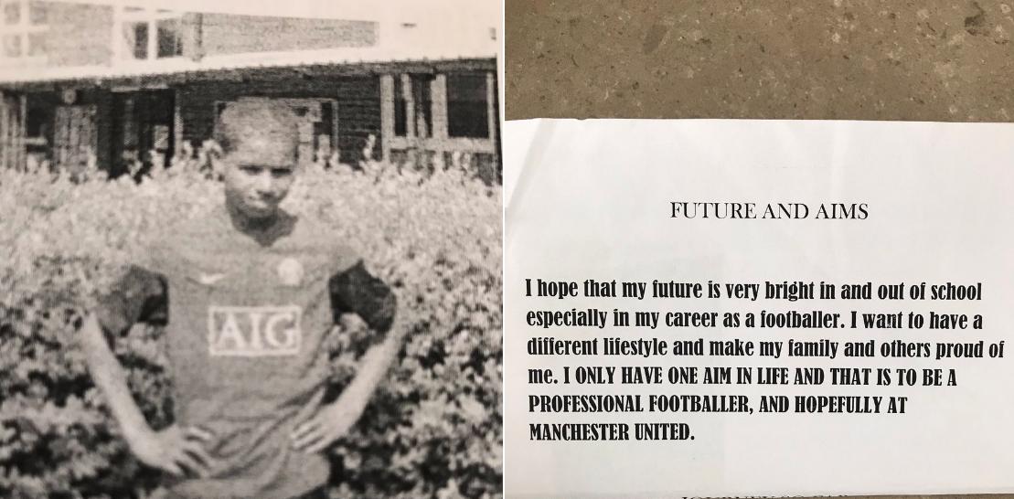 11-летний Маркус и его цели