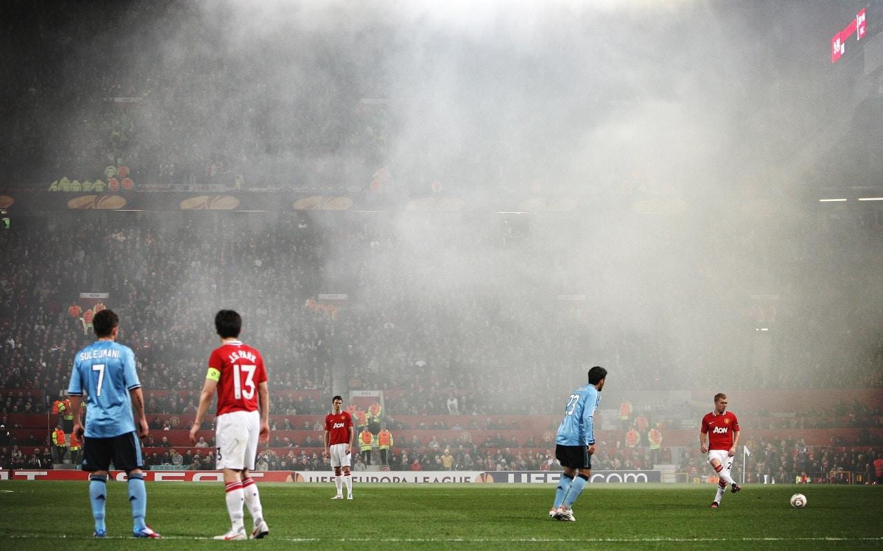 «Юнайтед» и «Аякс» в 2012 году