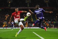 Манчестер Юнайтед - Андерлехт