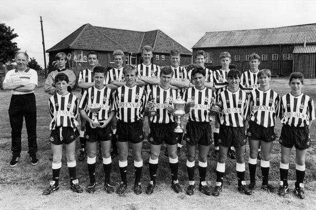 Победители Молочного кубка 1989 - «Ньюкасл»