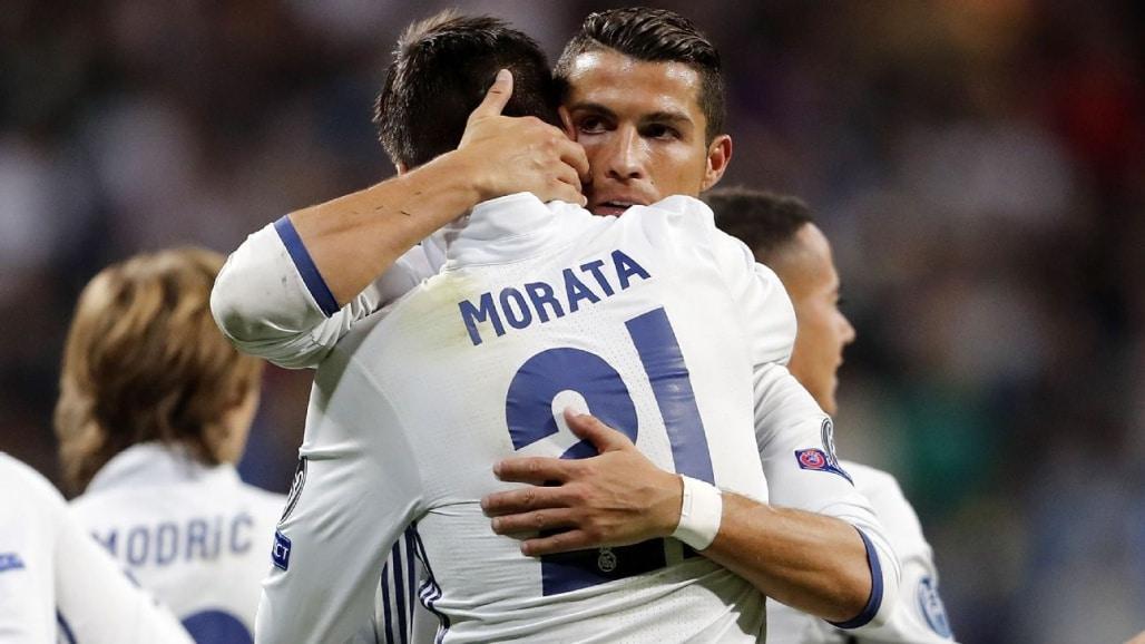 Роналду связывают с возвращением в «Манчестер Юнайтед», но Мората и Белотти могут лучше усилить клуб