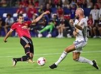 Л.А. Гэлакси - Манчестер Юнайтед