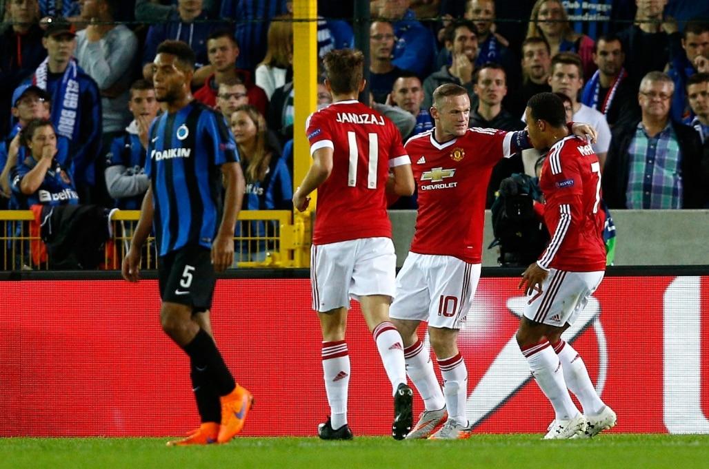 Брюгге - Манчестер Юнайтед 20 февраля прямой эфир