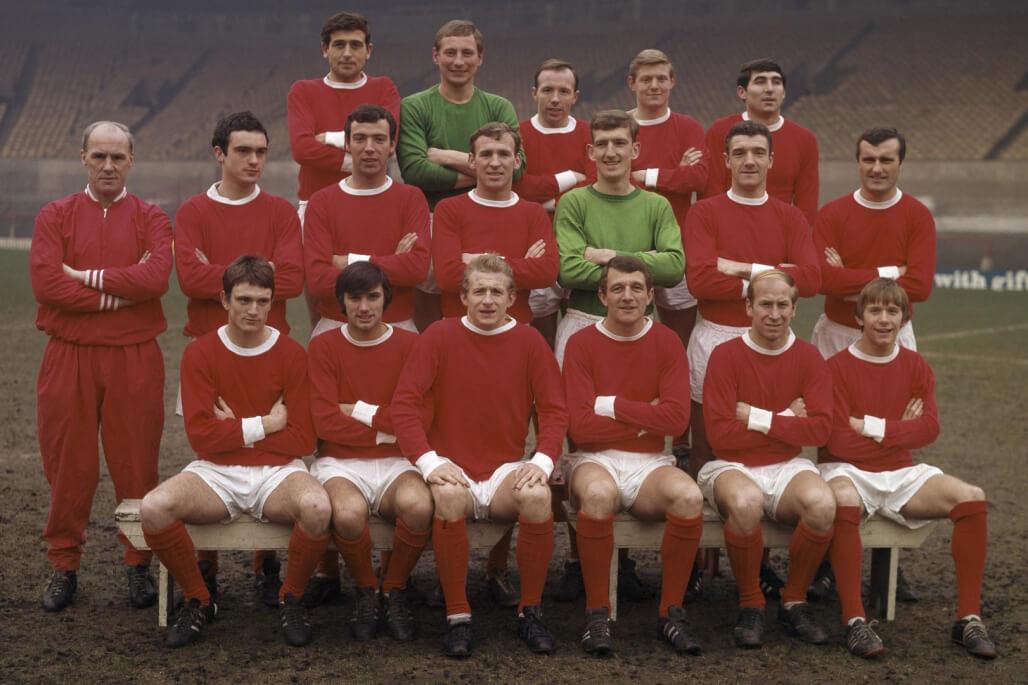 Юнайтед в 1966-м году